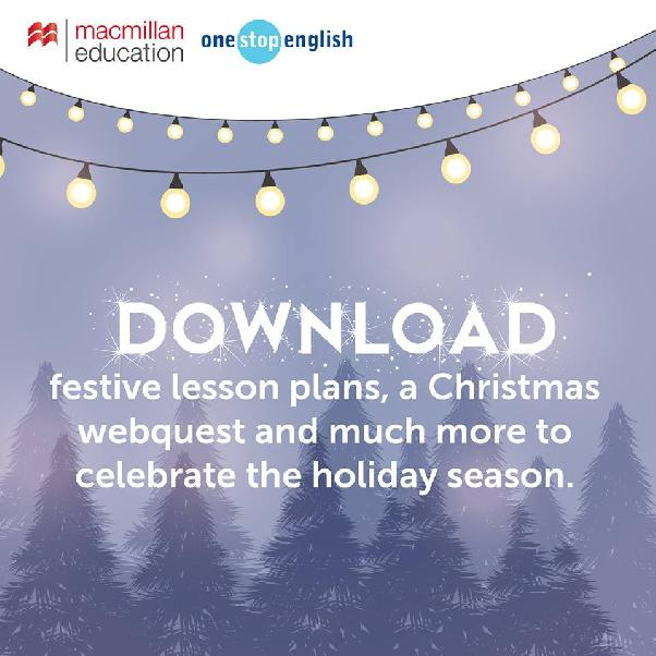 Festive resources