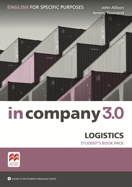 In Company 3.0 ESP Logistics Student's Pack