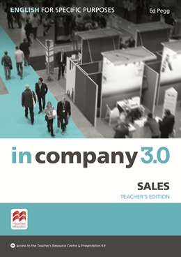 n Company 3.0 ESP Sales Teacher's Pack